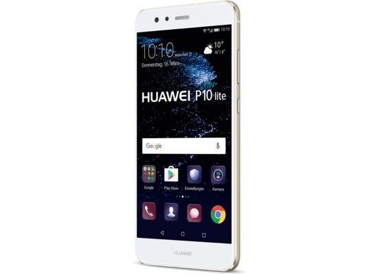 Huawei P10 Lite - Dual SIM - weiß