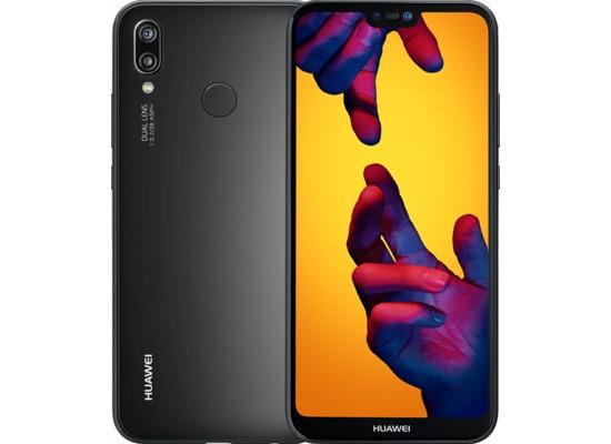 Huawei P20 lite Dual-Sim, midnight black