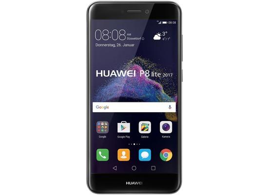 Huawei P8 Lite 2017 - Dual-SIM - 16 GB - schwarz