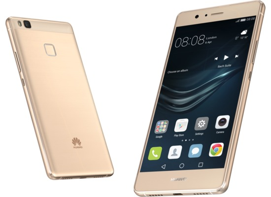2be39ab489b Huawei P9 Lite Dual-SIM gold bei telefon.de kaufen. Versandkostenfrei