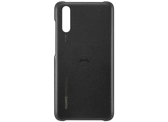 Huawei PU Magnetic Protective Cover, P20, schwarz