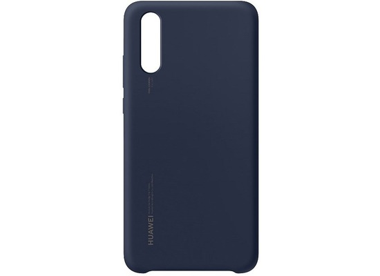 Huawei Silicon Protective Case, P20, blau