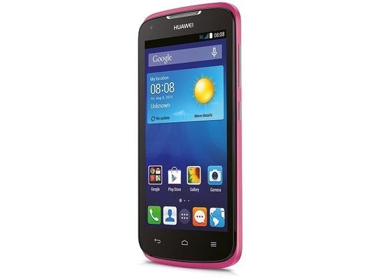 Huawei Y540, pink