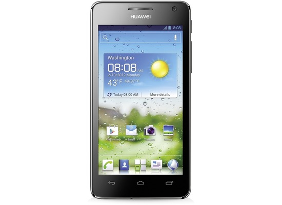 Huawei Y600 Dual-SIM, black