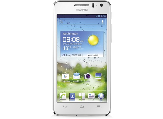 Huawei Y600 Dual-SIM, white