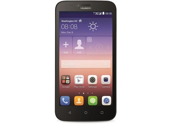 Huawei Y625, schwarz