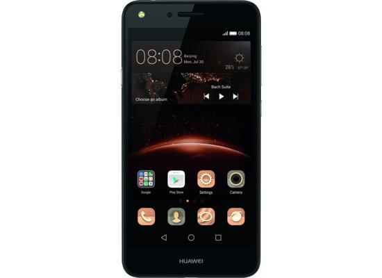 Huawei Y6 II compact DUAL, black