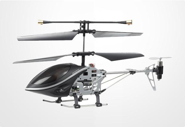 i-helicopter 777-170 für iPhone / iPad / iPod Touch, schwarz