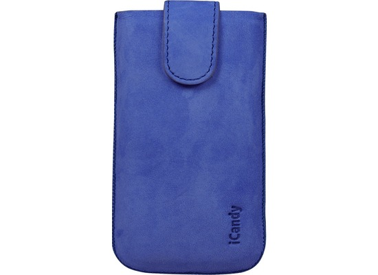 iCandy Fun Leather Bag XL, blue
