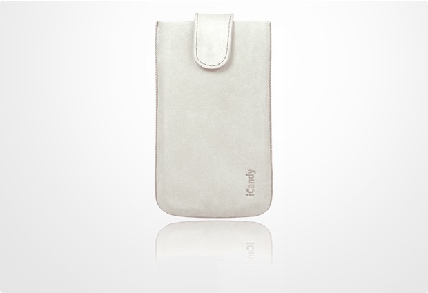 iCandy Fun Leather Bag XXL, white