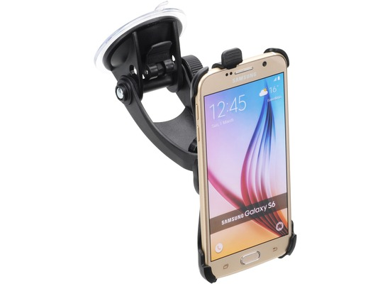 iGrip Traveler Kit for Galaxy S6 schwarz
