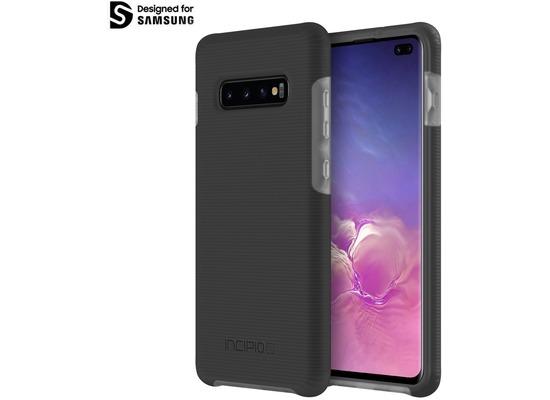 Incipio Aerolite Case, Samsung Galaxy S10+, schwarz/transparent, SA-987-BKC