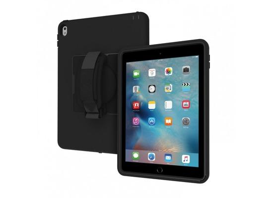 Incipio Capture Rugged Case mit Handschlaufe für Apple 9,7 iPad Pro, schwarz
