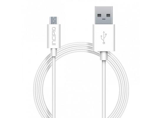 Incipio Charge/Sync Micro-USB Kabel 1m weiß PW-200-WHT