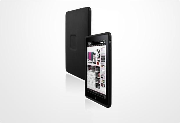 Incipio dermaSHOT für iPad 1, schwarz