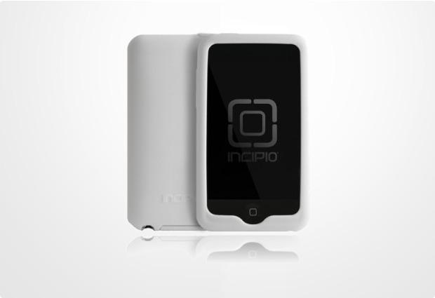Incipio dermaSHOT für iPod Touch 2G / 3G, weiß