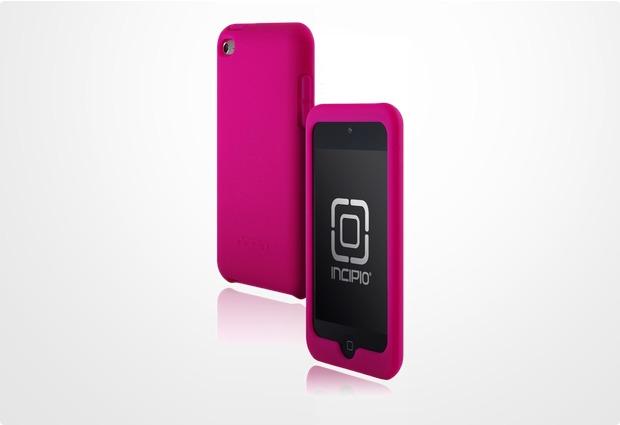Incipio dermaSHOT für iPod Touch 4G, fuchsia-magenta