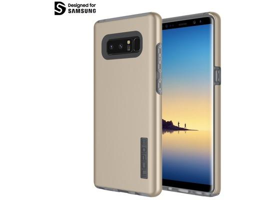 Incipio DualPro Case - Samsung Galaxy Note8 - champagner