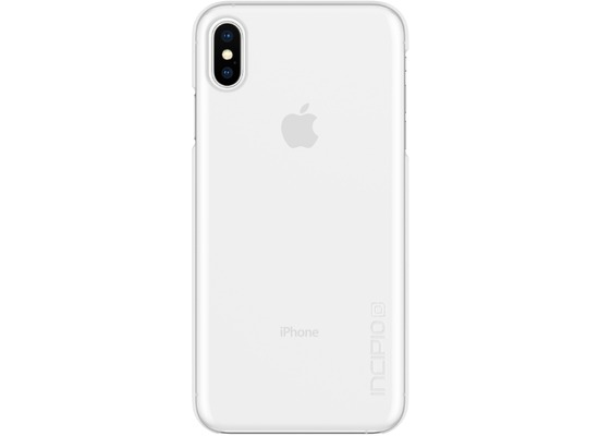 brand new 16317 135d2 Incipio Feather Case, Apple iPhone XS Max, transparent