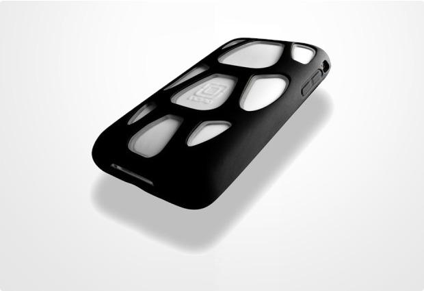 Incipio honu für iPhone 3G, schwarz-weiß