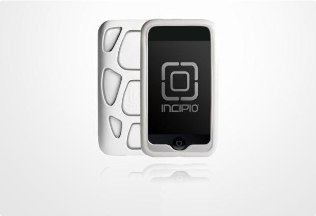 Incipio honu für iPod Touch 2G / 3G, weiß