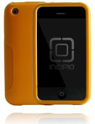 Incipio duroSHOT für iPhone 3G, burnt orange