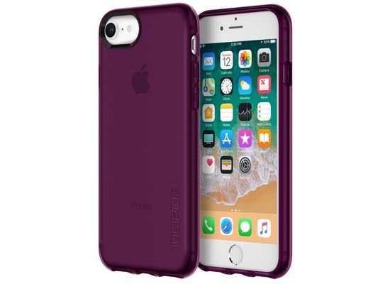 Incipio NGP Pure Case, Apple iPhone 8/7/6S, plum, IPH-1480-PLM