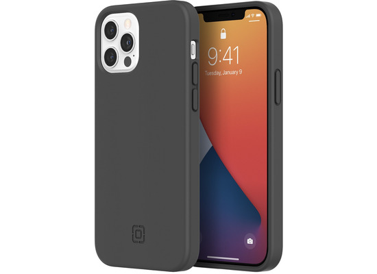Incipio Organicore Case, Apple iPhone 12/12 Pro, charcoal, IPH-1899-CHL