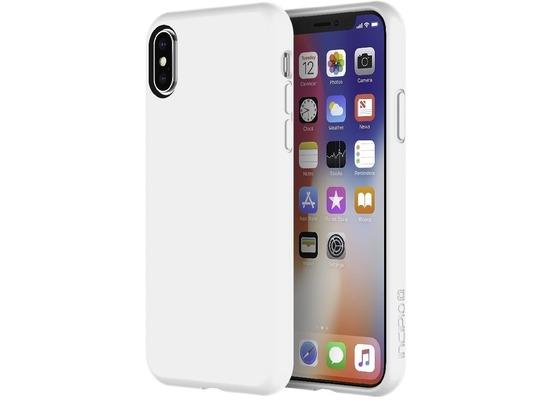 Incipio Siliskin Case  Apple iPhone X  weiß