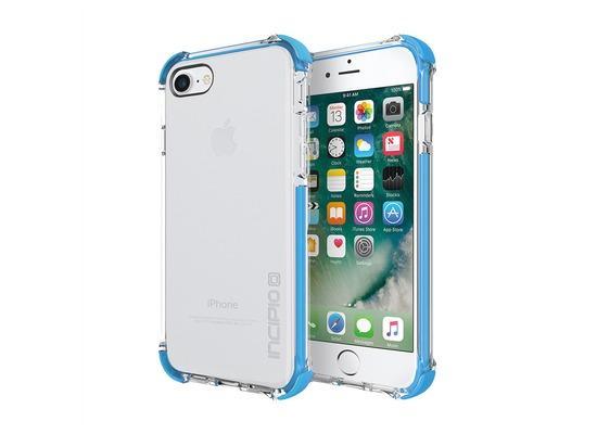 Incipio [Sport Series] Reprieve Case - Apple iPhone 7 / 8 - transparent/cyan