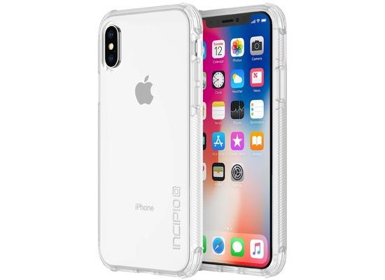 Incipio [Sport Series] Reprieve Case, Apple iPhone X, transparent, IPH-1633-CLR