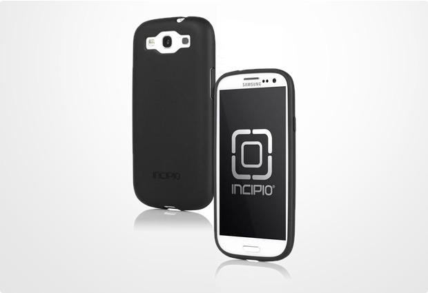 Incipio NGP für Samsung Galaxy S3, schwarz