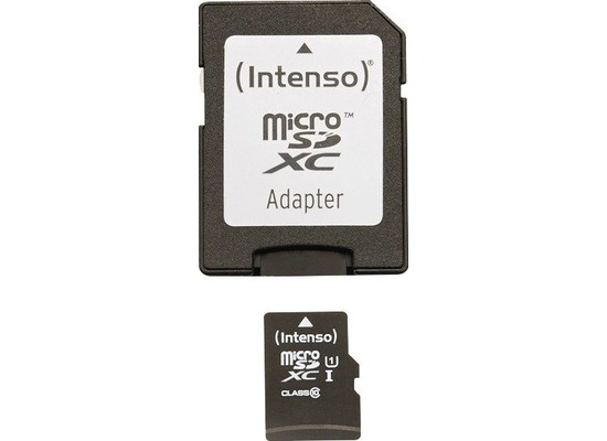 Intenso Micro SD - 128GB - Class 10 / UHS-I