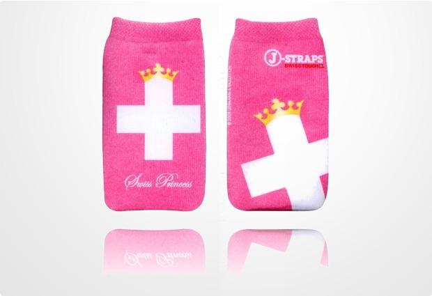 J-Straps Handysocke Swiss Touch, Swiss Princess