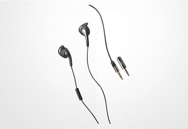 Jabra Stereo Headset ACTIVE, schwarz