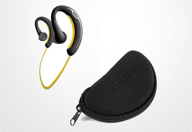 Jabra SPORT Bluetooth Stereo Headset + Transportetui