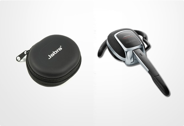Jabra Aktion SUPREME+ Bluetooth Headset + Comfort Tasche für SUPREME