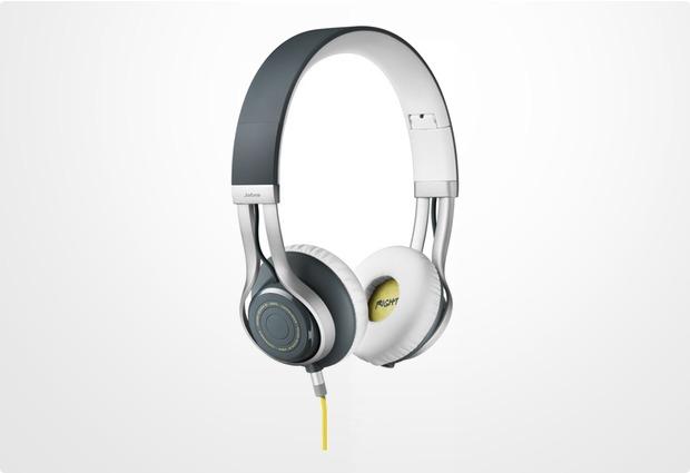 Jabra Stereo Headset REVO, grau