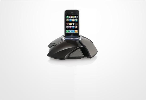 JBL On Stage IV iPhone-/iPod Dockingstation schwarz für ...