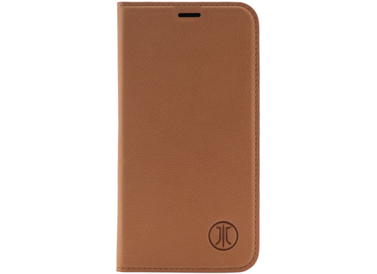 JT Berlin BookCase Tegel, Apple iPhone 12 Pro Max, cognac, 10663