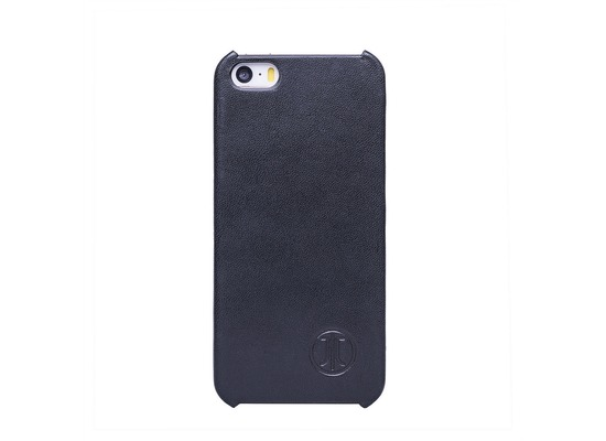 JT Berlin LederCover Kreuzberg - Apple iPhone SE/5/5S - schwarz