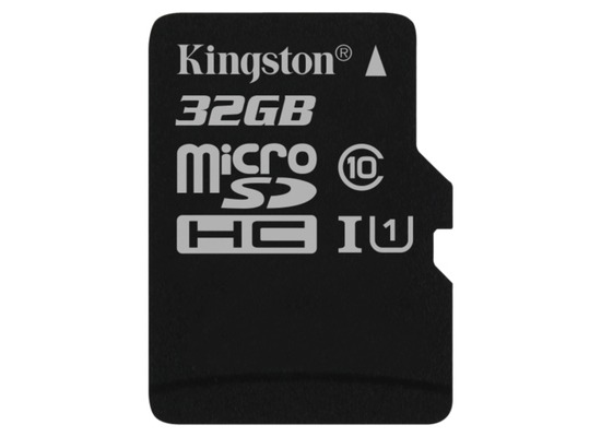 Speicherkarten, Speichermedien - Kingston microSDHC Card Class 10 UHS 1 ohne Adapter, 32GB fuer Acer Aspire Switch 10 V, Iconia One 10 (B3 A20B), Iconia Tab A101, Iconia Tab A200, Iconia Tab A210, Iconia Tab A500, Iconia Tab A511, Iconia Tab A701, Iconia Tab W500, Iconia Tab W501P, Iconia Tab W511P, Liquid Jade Plus, Liquid S100, Liq...  - Onlineshop Telefon.de