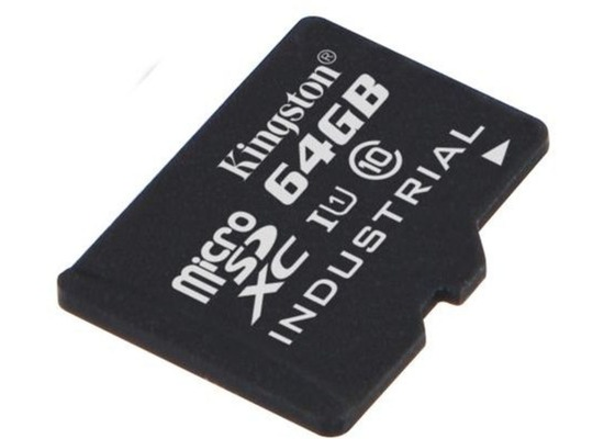 Kingston microSDHC Industrial Temp UHS-1, 64GB ohne SD Adapter