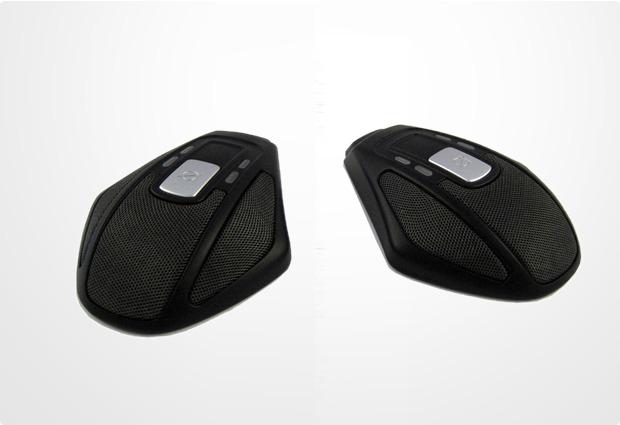 KonfTel Zusatzmikrofone für Konftel 250 / 300 / 300IP / 300M / 55 / 55W (2 Stück)