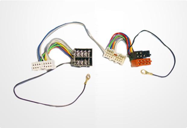 Kram Telecom ISO2CAR Muteadapter für MITSUBISHI