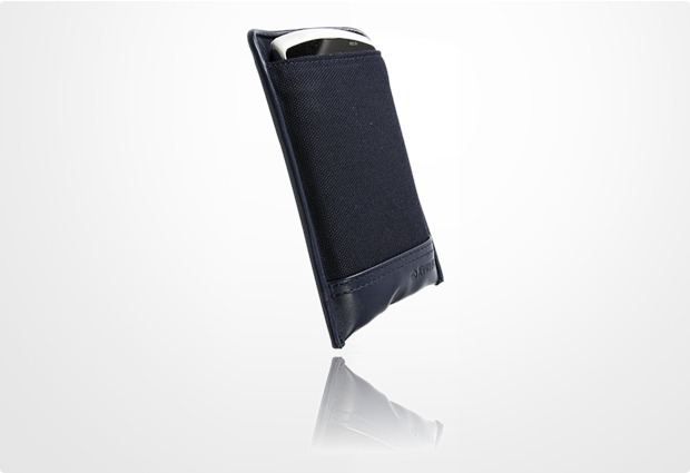 Krusell Lund Mobile Pouch Extra Large, blau
