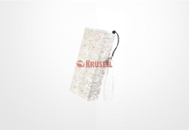 Krusell Universaltasche Divine - M weiß