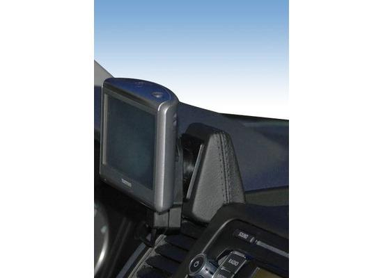 Kuda Navigationskonsole für Navi VW T5 Transporter ab 10/09 Echtleder schwarz