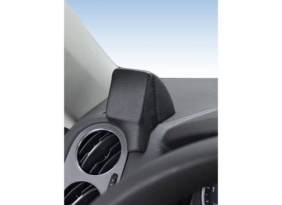 Kuda Navigationskonsole für Navi VW Tiguan ab 10/07 Echtleder schwarz