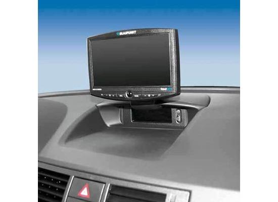 Kuda Navigationskonsole für Opel Meriva ab 05/03 Kunstleder